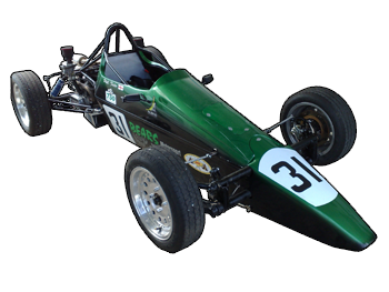 Formula Vee race car hire